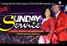 About Apostle Johnson Suleman