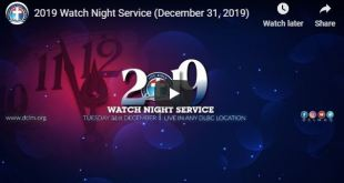 DCLM Crossover Night December 2019-2020
