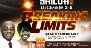 Shiloh 2019 Online Broadcast