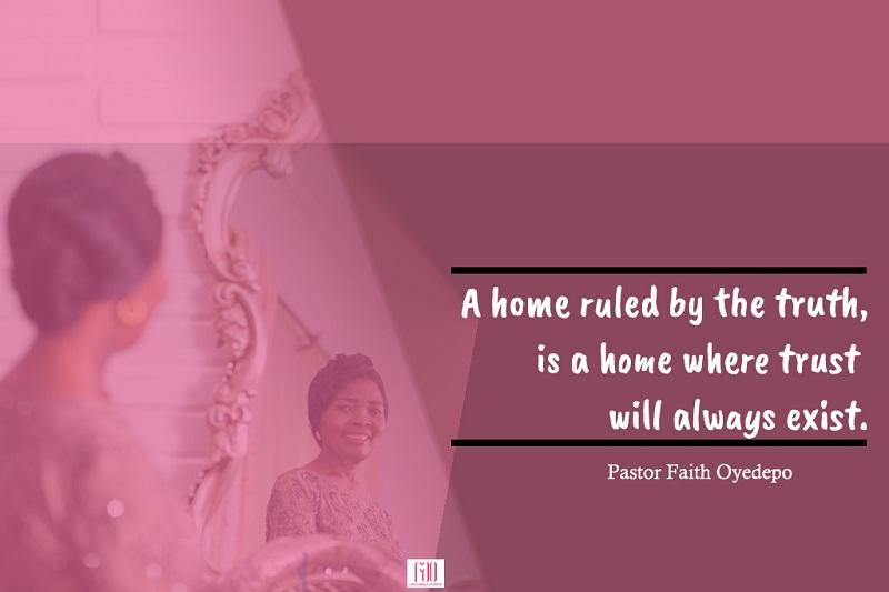 Faith Oyedepo daily