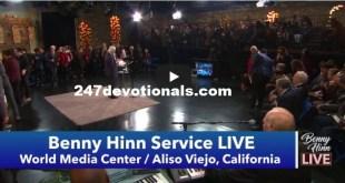 Benny Hinn Ministries Live Stream