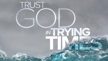TRUST GOD IN TRYING TIMES! PROPHET TB JOSHUA