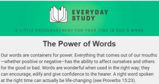 Everyday Study Joyce Meyer
