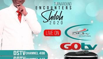 SHILOH 2020 LIVE broadcast