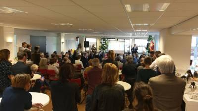 Opening Huis Sociaal Domein in 2017