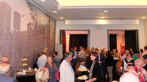 Politieke ontbijtbijeenkomst 2018, Nieuwspoort, Den Haag