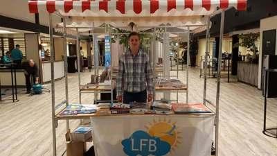 De LFB was ook aanwezig op het congres De kwaliteitsparade voor cliëntenraden.