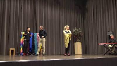 Theatergroep Wordt Vervolgd gaf 2x een optreden