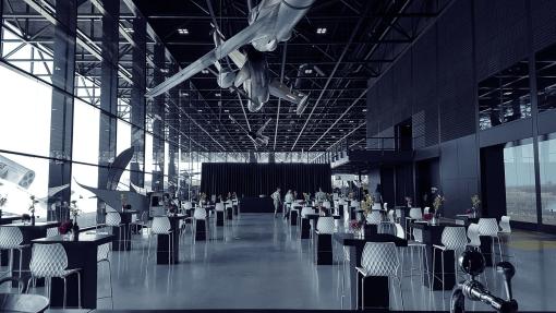 Evenementenlocatie – Nationaal Militair Museum