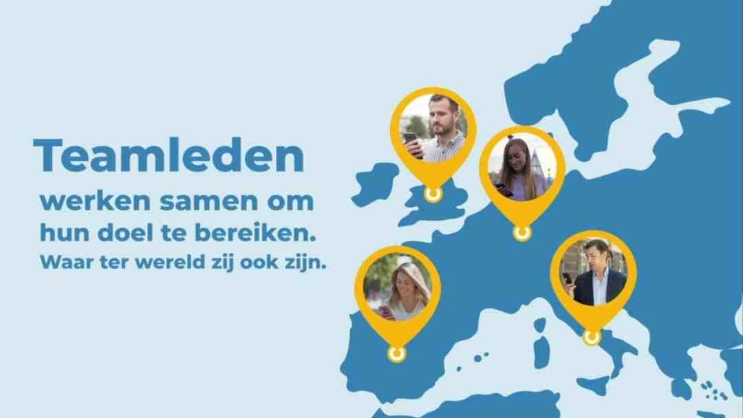 Online teambuilding activiteit tijdens corona - Grote en kleine groepen Engels en Nederlands