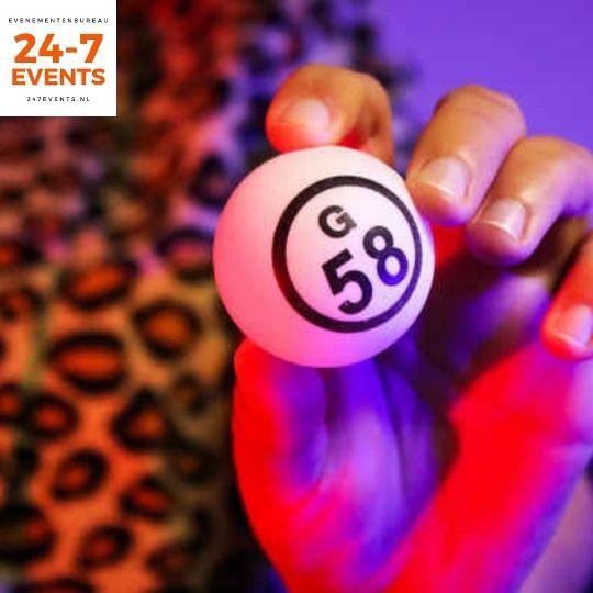 Online teamuitje Virtuele Online Bingo Show Live Spelen Op Afstand Foute bingo overzicht 1