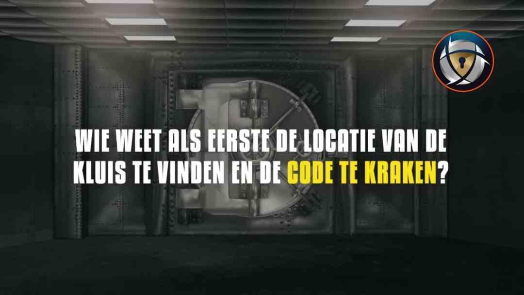 Secret Safe Virtuele teambuilding activiteit kraak de code