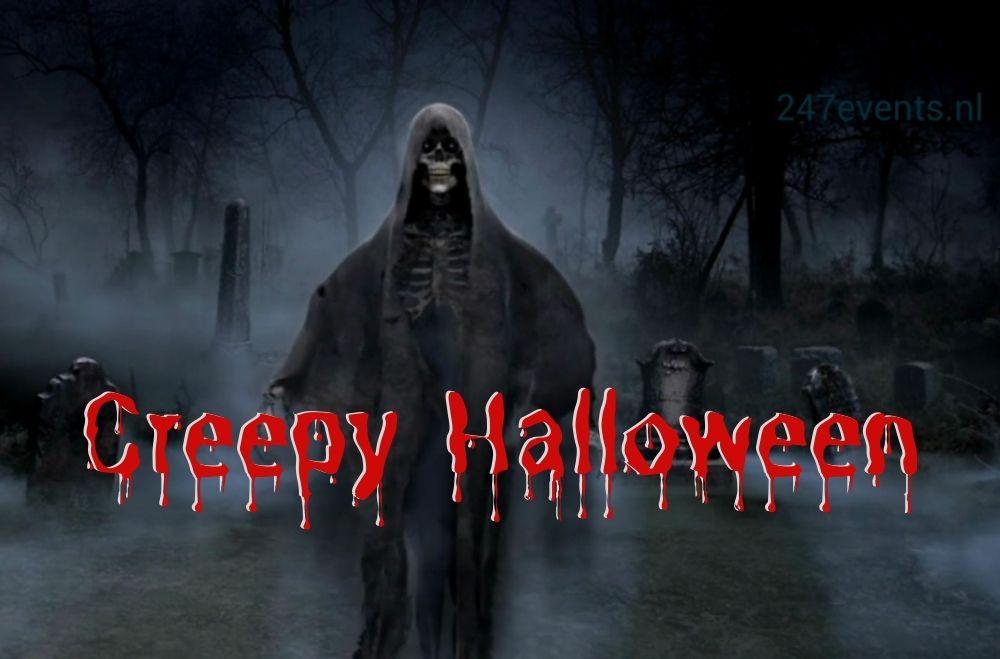 Halloween feest, grimm reaper