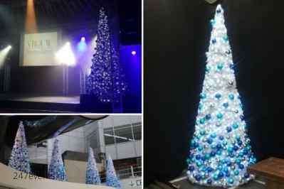 Kerstfeest zakelijk evenement of personeelsfeest met thema Ice Age, Winterwonderland of Frozen afbeelding 2