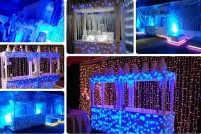 Kerstfeest zakelijk evenement of personeelsfeest met winter thema Christmas Fairy tale galerij afbeelding 7