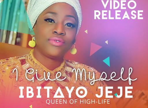 #GospelVibes : Video: I Give Myself – Ibitayo Jeje @IbitayoJeje