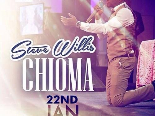 #GospelVibes: Chioma(Good God)-Steve Wills    247GvibeS