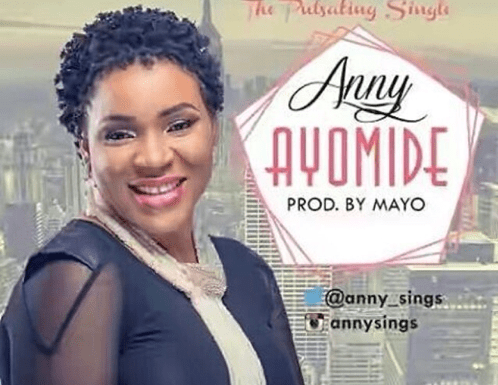#GospelVibes : Ayomide -Anny @anny_sings ~ Free Download || 247GvibeS