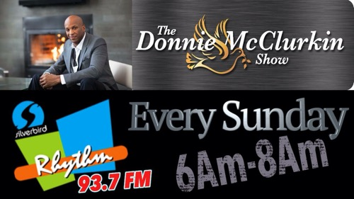 #News : The Donnie McClurkin Show