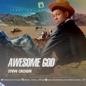 awesome-god-steve-crown-art