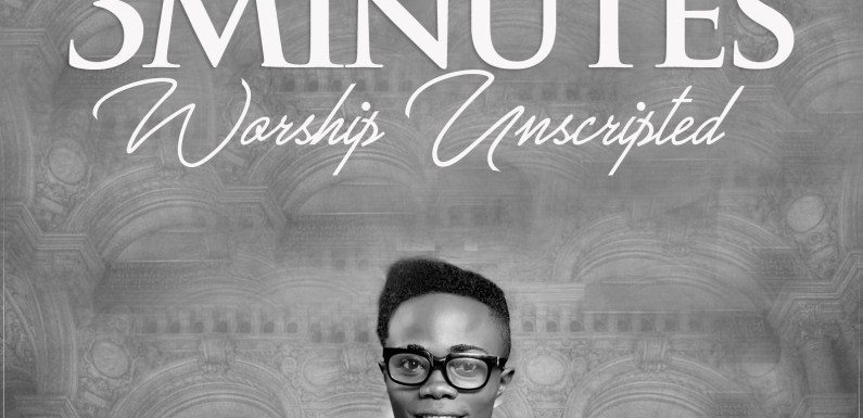 #Music : Worship unscripted – Dabo Williams (@DaboWilliam)