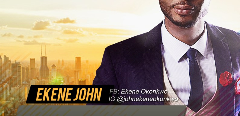 #Music : Take Your Place – Ekene John @Johnekeneokonkw || Cc @Mr_Greenwox @Gzenter10ment
