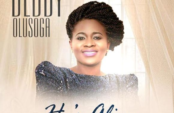 Audio : He's Alive – Debby Olusoga (@DebbyOlusoga) || @GospoGroove