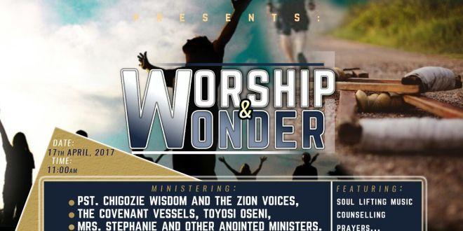 worship and wonders 2017