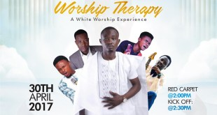 WHITE WORSHIP CONCERT / WORSHIP THERAPY