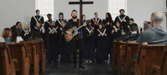 Video : Old Church Choir – Zach Williams