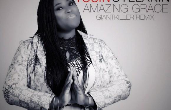 Lyrics Video:  Amazing Grace Remix – Tosin Oyelakin  [@TosinOyelakin]