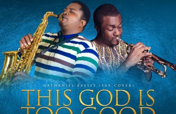 """JERRY OMOLE RELEASE """"THIS GOD IS TOO GOOD"""" NATHANIEL BASSEY (SAX COVER) @jerryomole"""