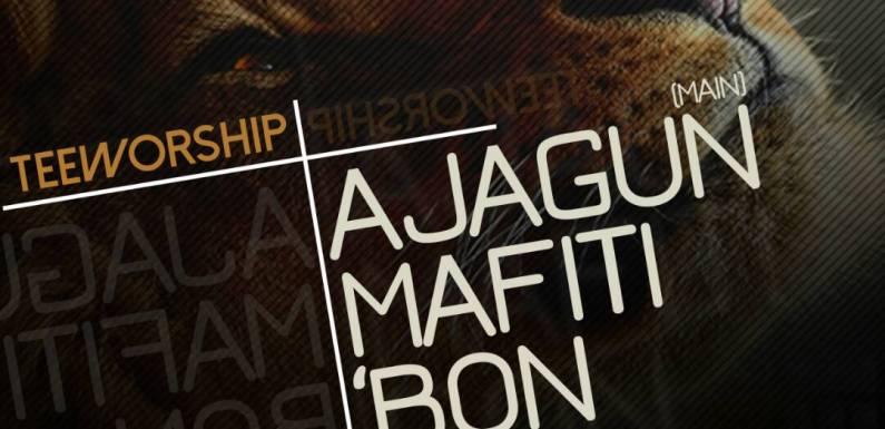 "TEEWORSHIP RELEASES NEW SINGLE ""AJAGUN MA FI TI BON SE"" @TEEWORSHIP5"