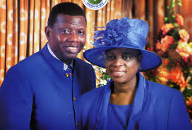 """""""ITS IMPOSSIBLE TO FIND A WOMAN LIKE MY WIFE"""" PASTOR E.A ADEBOYE"""
