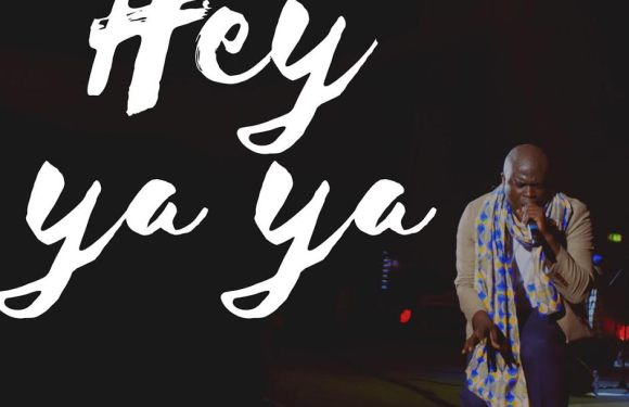 MUYIWA RELEASES 'HEY YA' OFFICIAL VIDEO FROM HIS 'LIVE AT APOLLO' album @officialmuiwa