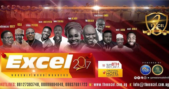 #247EVENT: GENESIS UNSTOPPABLE [@GENESISGLOBAL01] PRESENTS #CCCEXCEL2017