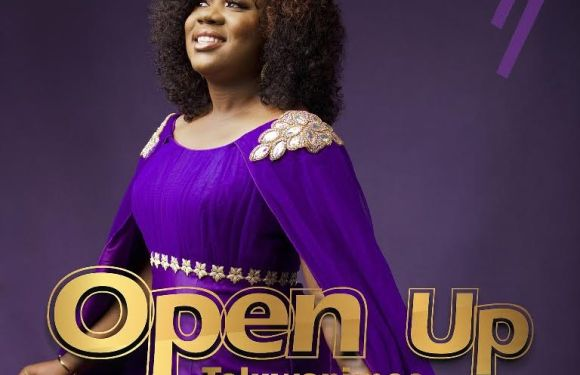 "TOLUWANIMEE PREMIERS NEW SINGLE ""OPEN UP"" PRODUCED BY WILSON JOEL  @toluwanimee"