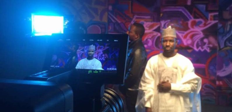 """FADA SHEYIN MAKES A """"HIGHER"""" STATEMENT WITH NEW VIDEO. SEE BTS PHOTOS"""