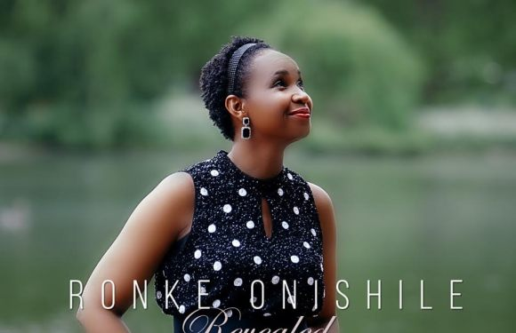 """RONKE ONISHILE UNVEILS NEW VIDEO """"REVEALED"""" @ronish74"""