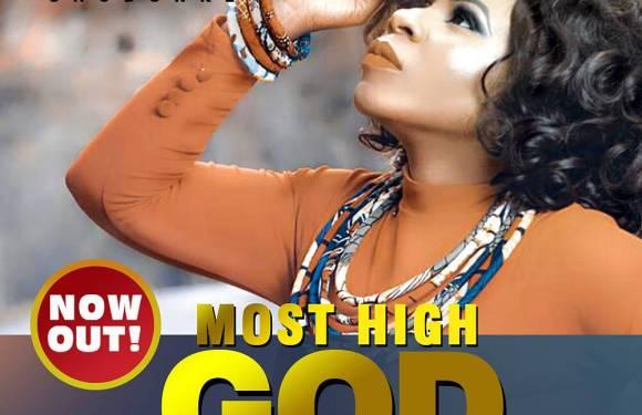 """TONIA SHODUNKE RELEASES NEW SINGLE """"MOST HIGH GOD"""" @ToniaShodunke"""
