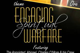 JOY - Engaging Spiritual Warfare -Sam Ore Ministries