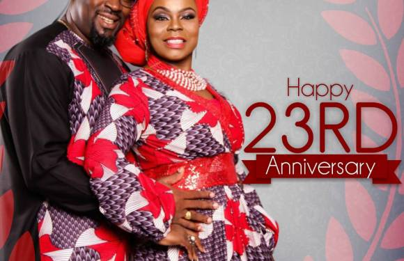 News: Minister Isabella Melodies and husband, Pastor Ogo Uzodike celebrates 23rd wedding anniversary @isabellamelodie