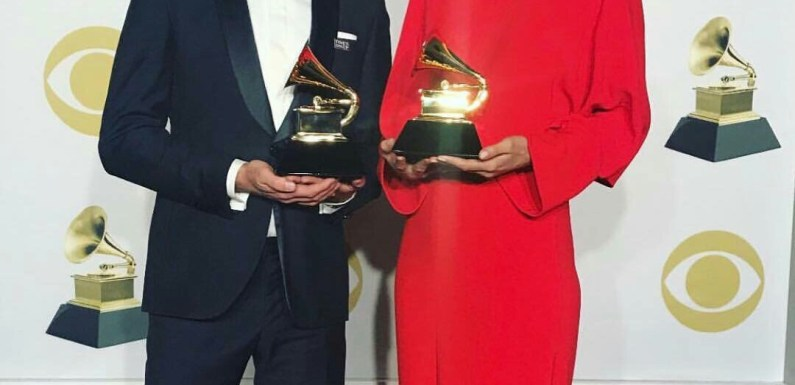 Grammys: Congratulations! Hillsong Composer won the Best Contemporary Christian Music Performance/Song