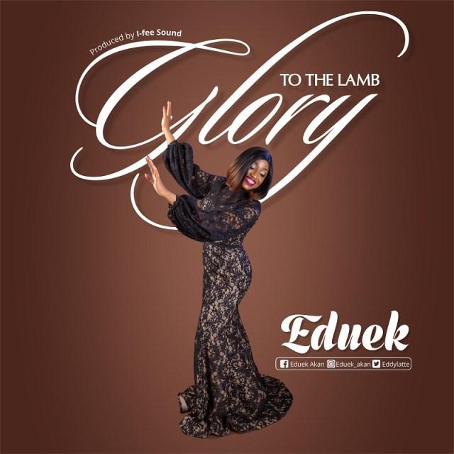 Eduek Glory to the Lamb Art