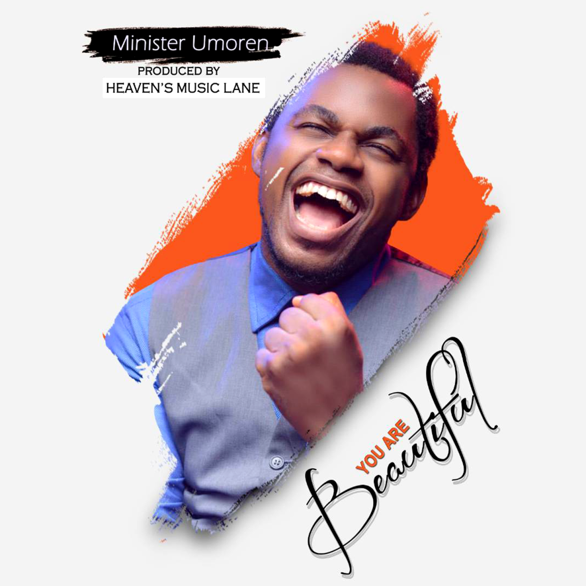 #Music : You are beautiful - Minister Umoren || @MinisterUmoren