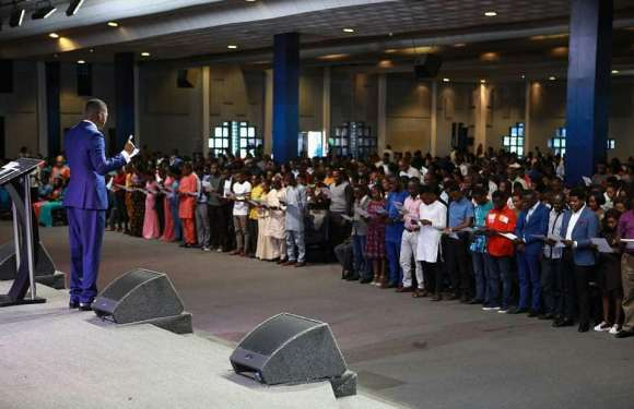 #News : Daystar Christian Centre Kicks Off Saturday Service – @Daystarng