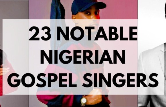 23 Notable Nigerian gospel singers and facts about them