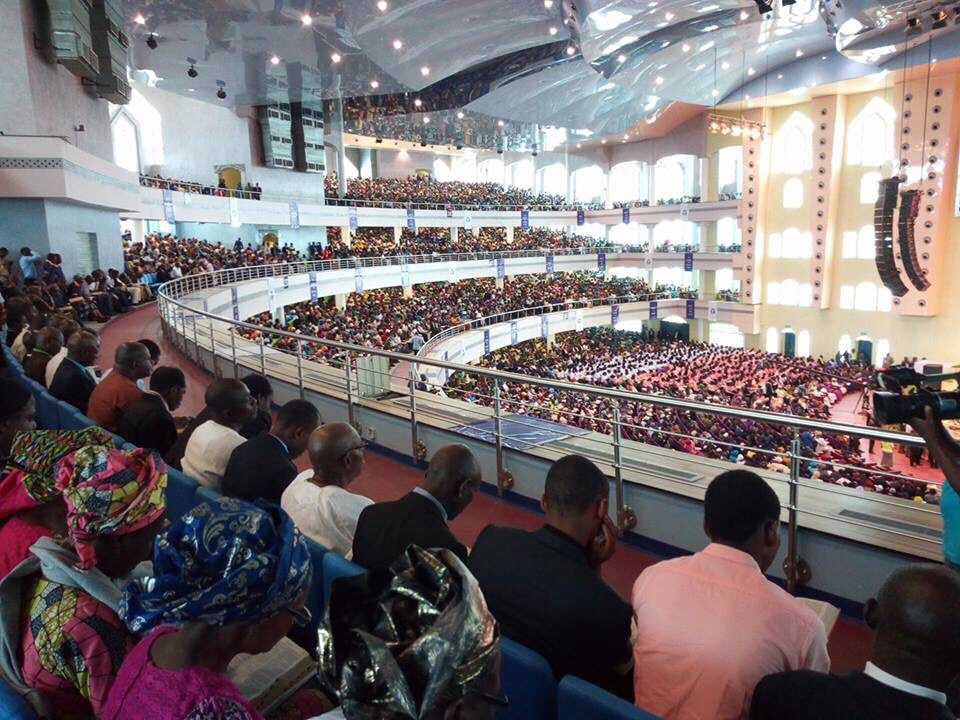 #News : Deeper Life Church Opens 30,000 Capacity Auditorium in Gbagada,Lagos