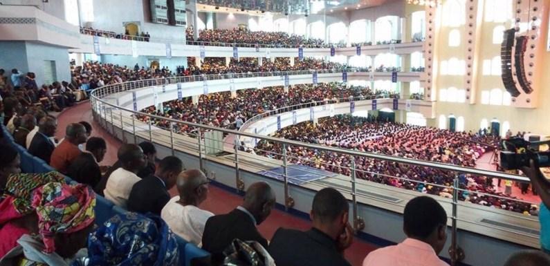 #News : Deeper Life Church Opens 30,000 Capacity Auditorium in Gbagada,Lagos