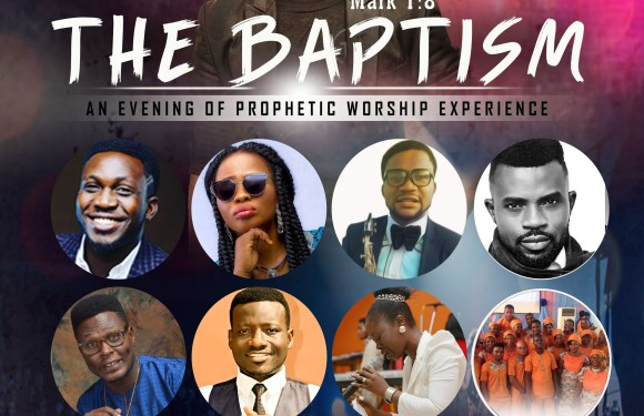 "Debranchmusic Presents Shake The Foundation 2018 "" The Baptism"" 